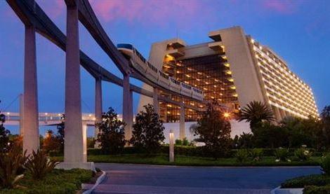 onsite resorts at disney world florida