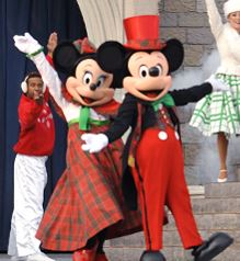 special tickets must be purcahsed for mickeys very merry christmas at magic kingdom