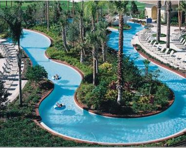five star luxury resort west of orlando omin orlando swimming pool lazy river