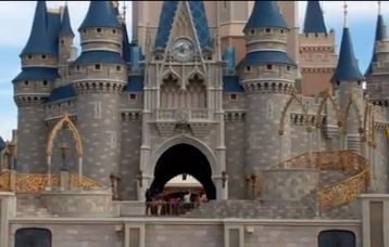 Cinderella Castle, Fantasyland, Magic Kingdom, Disney World, No height restrictions