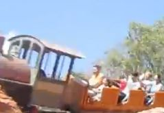 big thunder railroad frontierland disney world