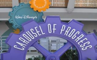 carousel of progress disney world