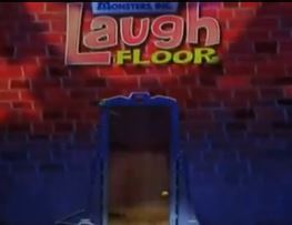 monsters inc laugh floor in tomorrowland magic kingdom