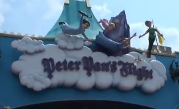 peter pans flight fantasyland