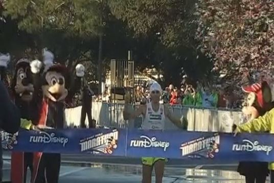 2014 disney marathon finish line