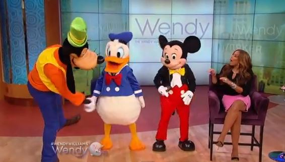 win a disney trip from wendy williams