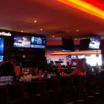 sports bar at kings bowling