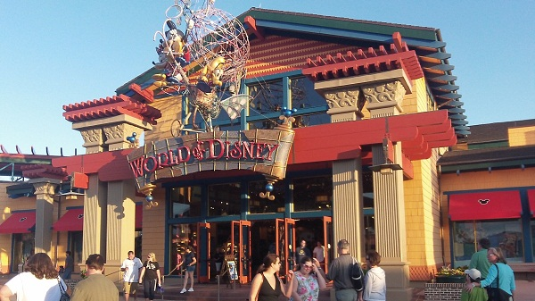 Downtown Disney Shopping and entertainment lake buena vista florida (orlando)