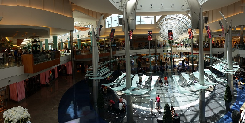 center court the mall at millenia