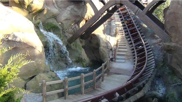 mine train in fantasyland magic kingdom will open soon-4