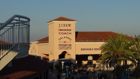 orlando premium outlets at vineland coach brooks brothers converse j crew