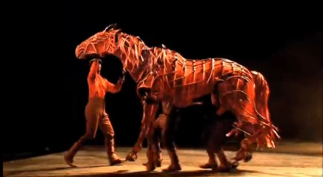 war horse bob carr performing arts orlando florida2