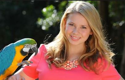 bindi irwin was hired by seaworld