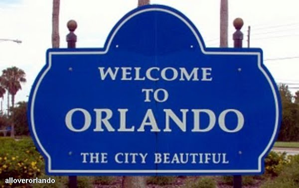 Happening now all over orlando