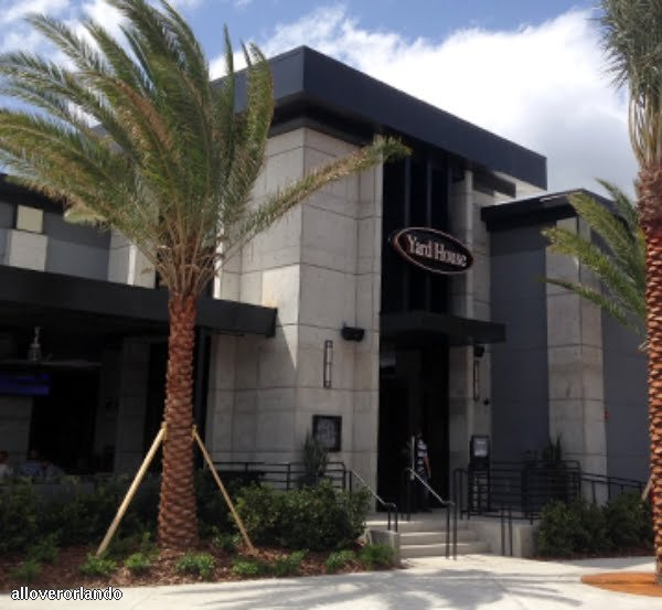 yard house restaurant on international drive orlando