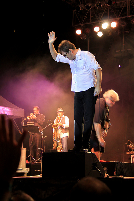 Huey Lewis and the News Universal Orlando