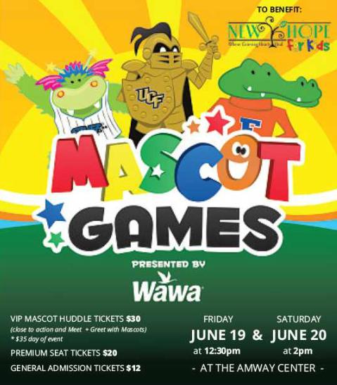mascot games june 2015