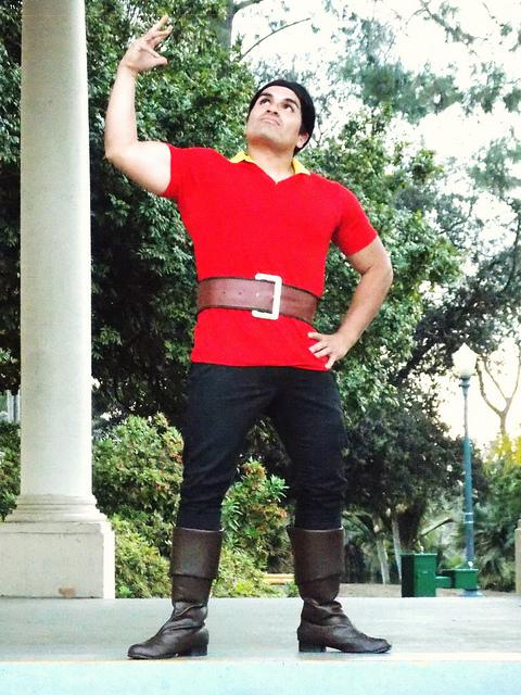 Gaston was killed in firework accident