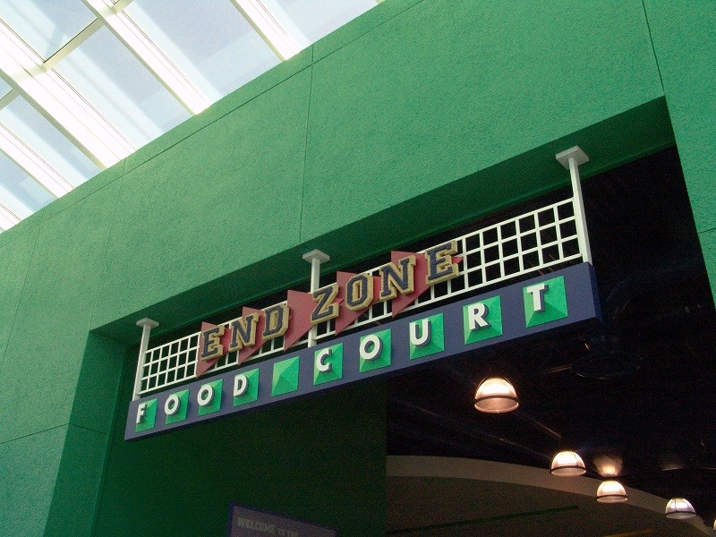 all star sports end zone food court – Copy