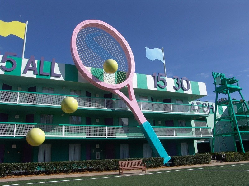 all star sports tennis rooms